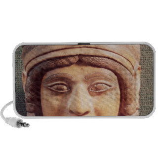 Head of a Woman, called the Lady of the Well iPhone Speakers