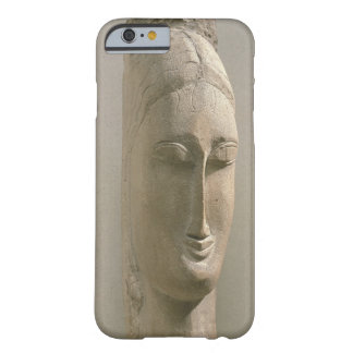 Head of a Woman (stone) Barely There iPhone 6 Case