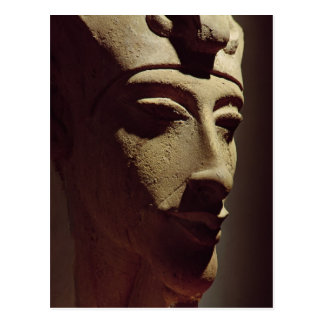 Head of Amenophis IV Postcard