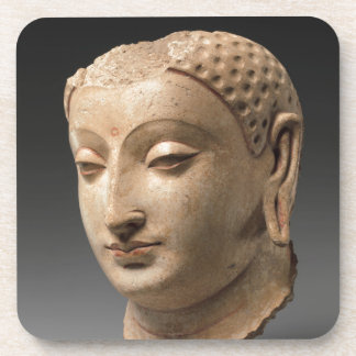 Head of Buddha - 5th–6th century Coaster