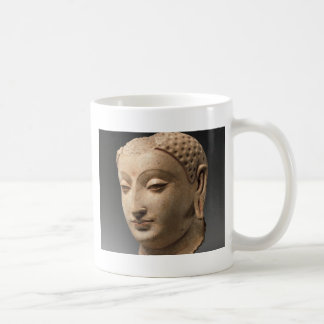 Head of Buddha - 5th–6th century Coffee Mug