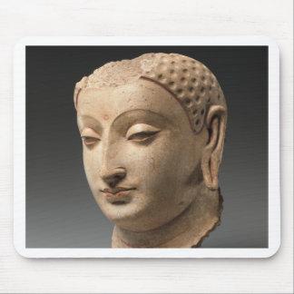 Head of Buddha - 5th–6th century Mouse Pad