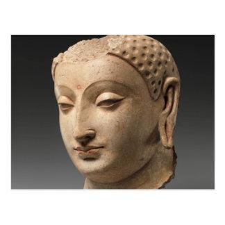 Head of Buddha - 5th–6th century Postcard