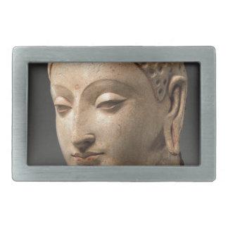 Head of Buddha - 5th–6th century Rectangular Belt Buckle