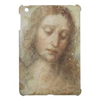 Head of Christ by Leonardo daVinci iPad Mini Cover