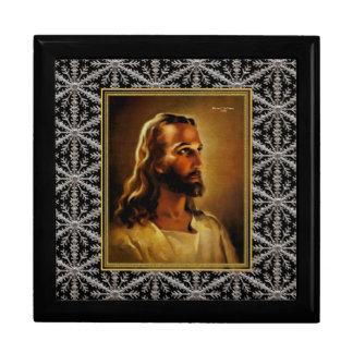 Head of Christ Jesus of Nazareth by Warner Sallman Gift Box