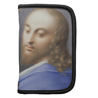 Head of Christ, miniature Folio Planner