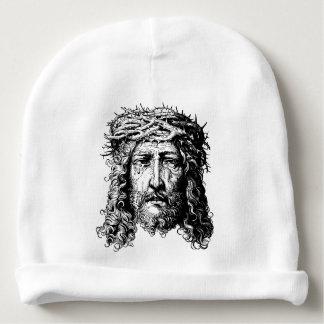Head of Jesus Christ Baby Beanie