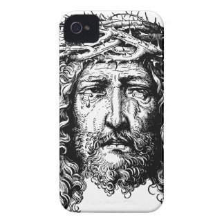Head of Jesus Christ iPhone 4 Cover