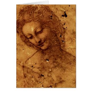 Head of Leda Card