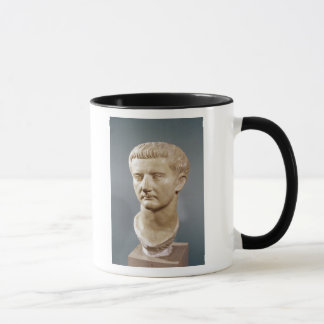 Head of the Emperor Tiberius Mug