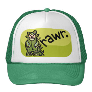 head of the food chain. hats