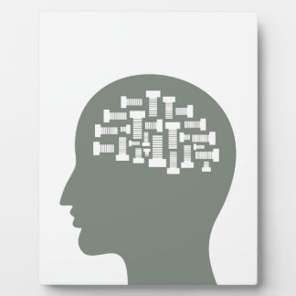 Head Plaque
