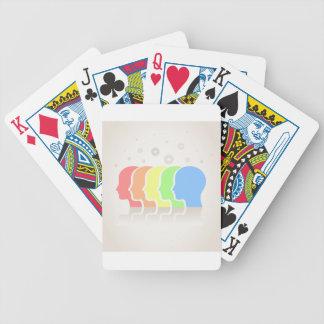 Head Poker Deck