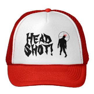 Head Shot! - cap Hats