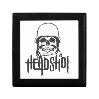 Head Shot Gift Box