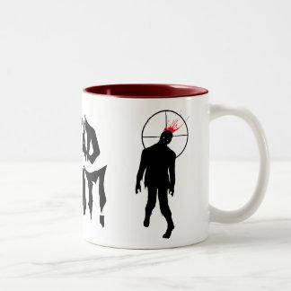 Head Shot! - mug