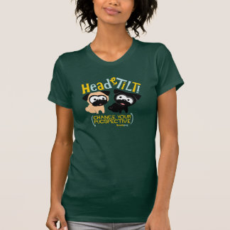 Head Tilt (Gold) T-Shirt