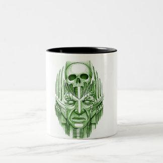 head Two-Tone mug