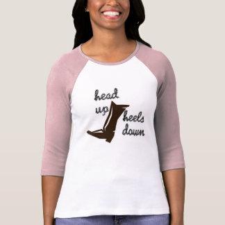 Head up Heels Down T-Shirt
