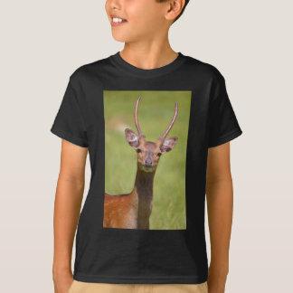 Head Vietnamese sika deer T-Shirt