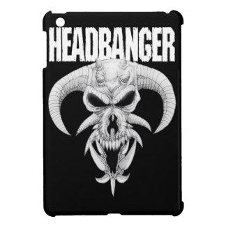 Headbanger Skull iPad Mini Covers