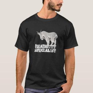 Headbutt Specialist Mountain Goat Shirt