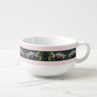 Heade Apple Blossom Flowers Floral Trim Bowl