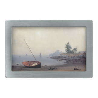 Heade Sailboat Beach Mens Belt Buckle