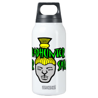 Headhunter Hair Salon 10 Oz Insulated SIGG Thermos Water Bottle