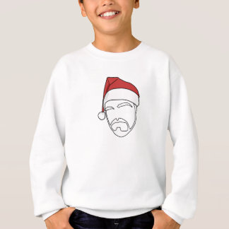 Heading For Christmas Sweatshirt