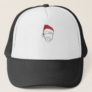 Heading For Christmas Trucker Hat