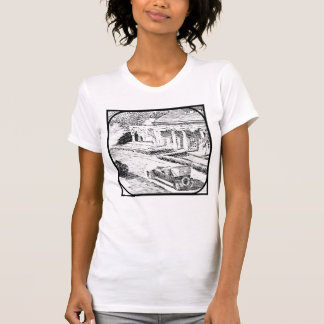 Heading On Down The Road T-shirt