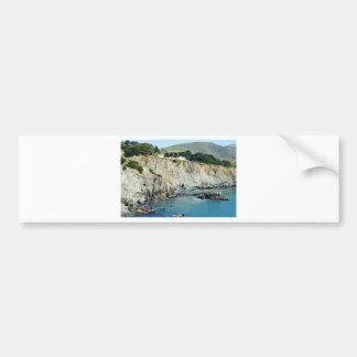 Headlands Northern California Oceanside Bumper Stickers