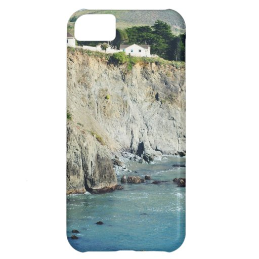 Headlands Northern California Oceanside iPhone 5C Cases