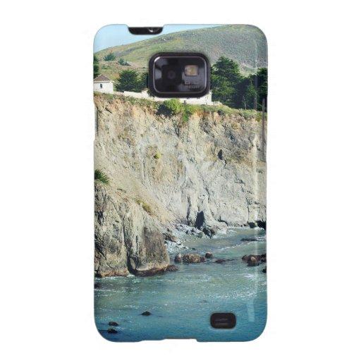 Headlands Northern California Oceanside Samsung Galaxy SII Covers
