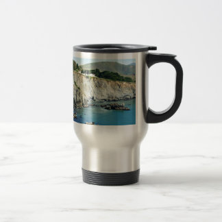 Headlands Northern California Oceanside Coffee Mugs