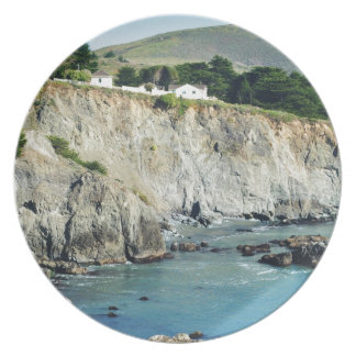 Headlands Northern California Oceanside Party Plates