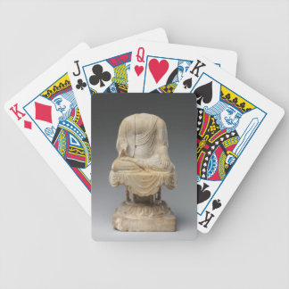 Headless Buddha - Tang dynasty (618–907) Bicycle Playing Cards