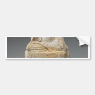 Headless Buddha - Tang dynasty (618–907) Bumper Sticker