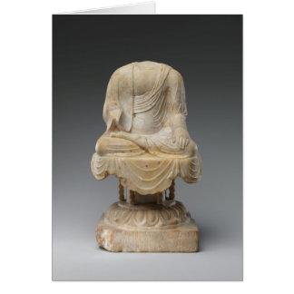 Headless Buddha - Tang dynasty (618–907) Card
