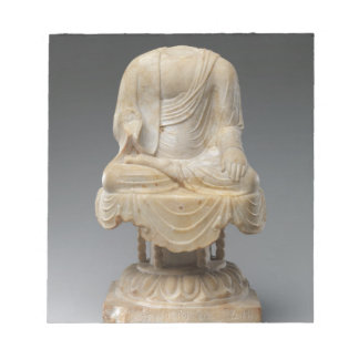 Headless Buddha - Tang dynasty (618–907) Notepad