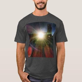 Headlight Silhouette Tshirt by Jacqueline Kruse