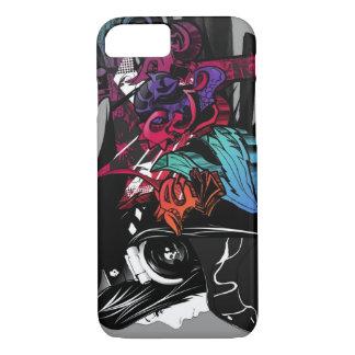 Headphone Girl iPhone 8/7 Case
