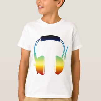 headphone t shirts