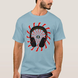 headphone with bolts T-Shirt