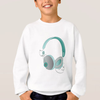 Headphones Sweatshirt
