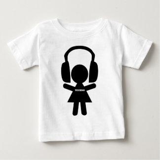 Headphones Techno Music Tees