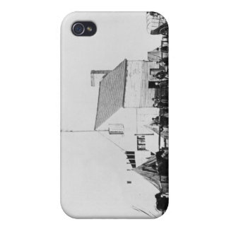 Headquarters of Sanitary Commission Cover For iPhone 4
