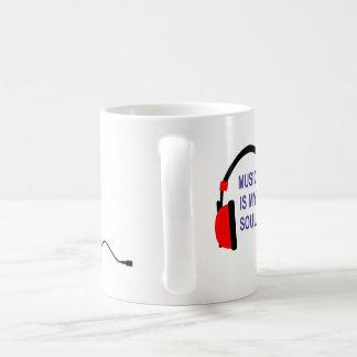 Headset Basic White Mug
